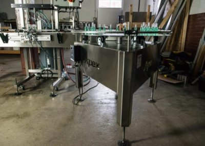 Economy Automatic Overflow Filler System 11