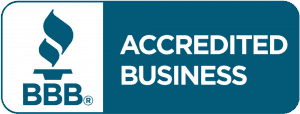 Logo and Certification for BBB Accredited Business