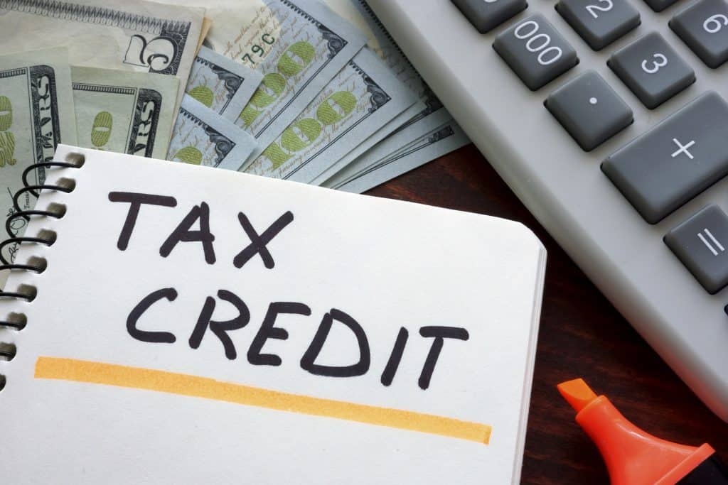 Tax Credit for Project Financing