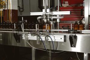 Economy Two-Head Automatic Piston Filler 2