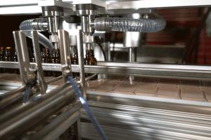 Economy Two-Head Automatic Piston Filler 5