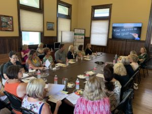 Apex joins Women In Leadership 4