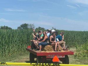 Apex at Leprechaun Hunt Family Day 5