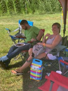 Apex at Leprechaun Hunt Family Day 9