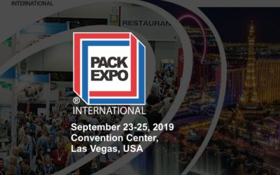 Pack Expo is Approaching Quickly, Are You Ready