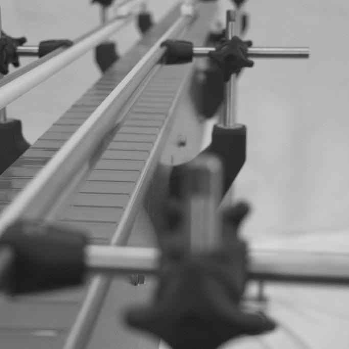 Modular Conveyors Closeup